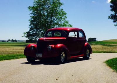 1938 Ford Tudor Street Rod