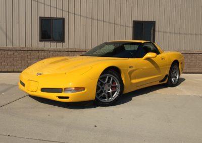 2003 Corvette ZO6- $25,500