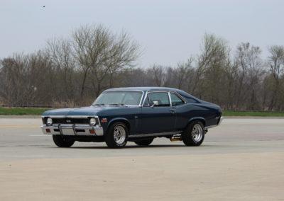 1970 Nova 396 SS