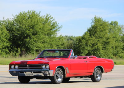 1967 Buick GS400 Convertible