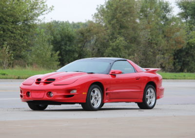 2002 Trans Am WS6-SOLD
