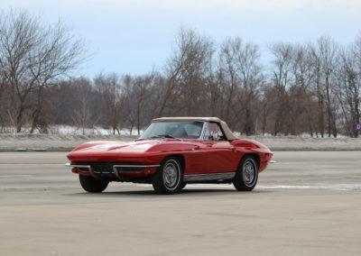 1963 Corvette convertible-SOLD