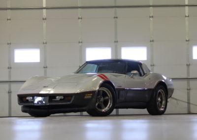 1982 Corvette-SOLD