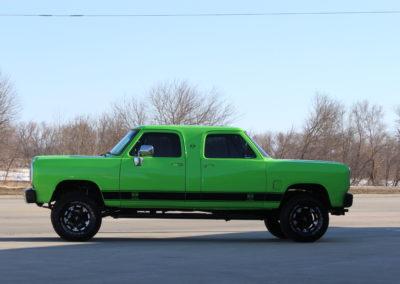 1990 Dodge 4×4 custom-SOLD