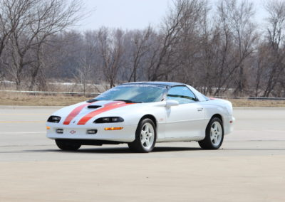 1997 Camaro SS 30th Anniversary 568 actual miles-SOLD