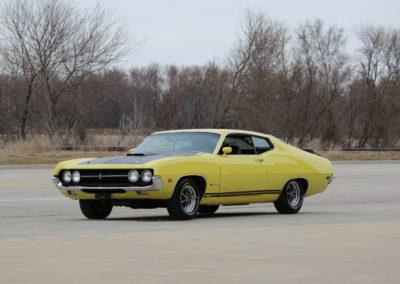 "1970 Ford Torino ""429 Cobra""-SOLD"