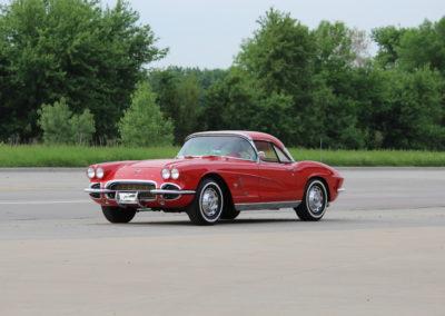 1962 Corvette-SOLD