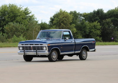 1974 Ford F100 9,000 Actual miles-SOLD