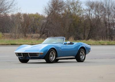 1970 Corvette convertible- SOLD