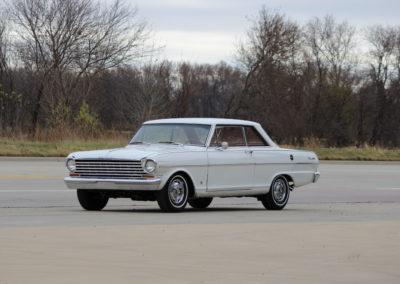1963 Nova SS restomod-SOLD