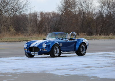 1967 Shell Valley Cobra-SOLD