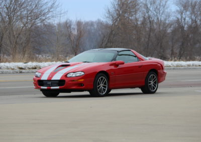 2002 Camaro SS 35th Anniversary Limited Edition 8,700 miles- SOLD