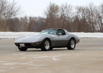 1978 Corvette Silver Anniversary 10,206 actual miles- SOLD