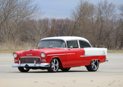 1955 Chevy 2dr-SOLD
