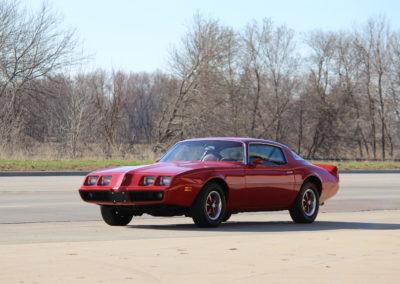 1980 Pontiac Firebird 18,000 miles