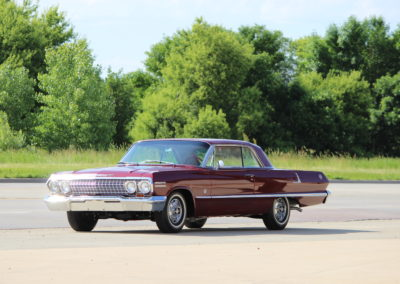 1963 Impala SS 409ci-425hp- SOLD