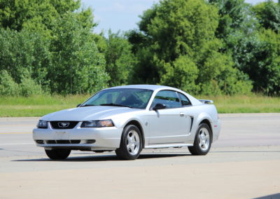 2004 Mustang 69,000 miles local trade-SOLD