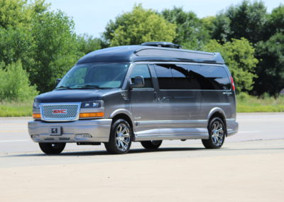2015 GMC 3500 Explorer conversion van-SOLD