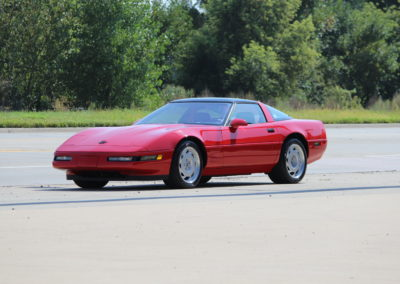 1991 Corvette ZR1 6,300 actual miles- SOLD