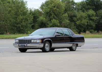 1996 Cadillac Fleetwood Brougham 77k miles-SOLD