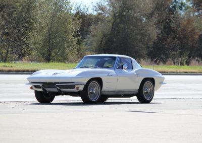 1963 Corvette 360HP Fuel injection unrestored survivor-SOLD