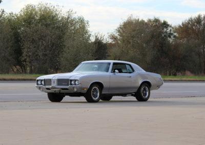 1972 Cutlass Supreme-SOLD