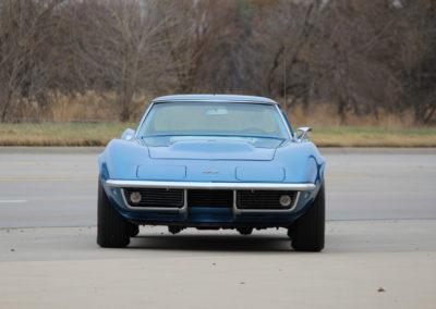 1968 Corvette 427/390HP frame off restoration SOLD