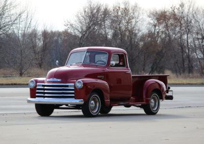1950 Chevy 5 window pickup- SOLD