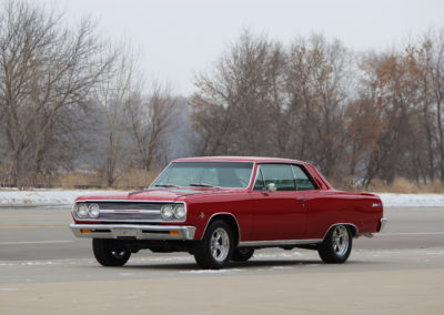 1965 Chevelle SS-SOLD