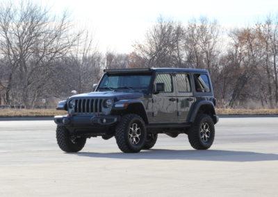 2019 Jeep Wrangler Rubicon 1,000 miles- SOLD