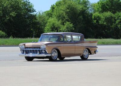 1959 Rambler Custom 42,000 miles- SOLD