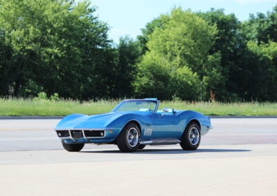 1969 Corvette convertible- SOLD