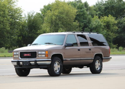 1994 GMC Suburban 1 owner with 45,000 miles- SOLD