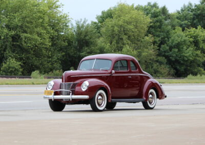 1940 Ford Deluxe- SOLD