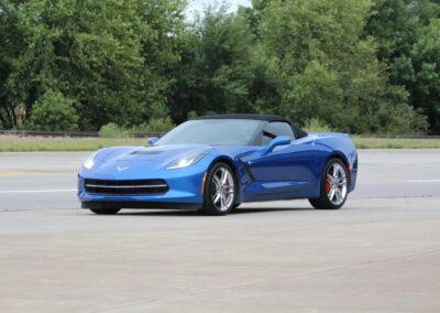 2015 Corvette convertible 12,800 miles- SOLD