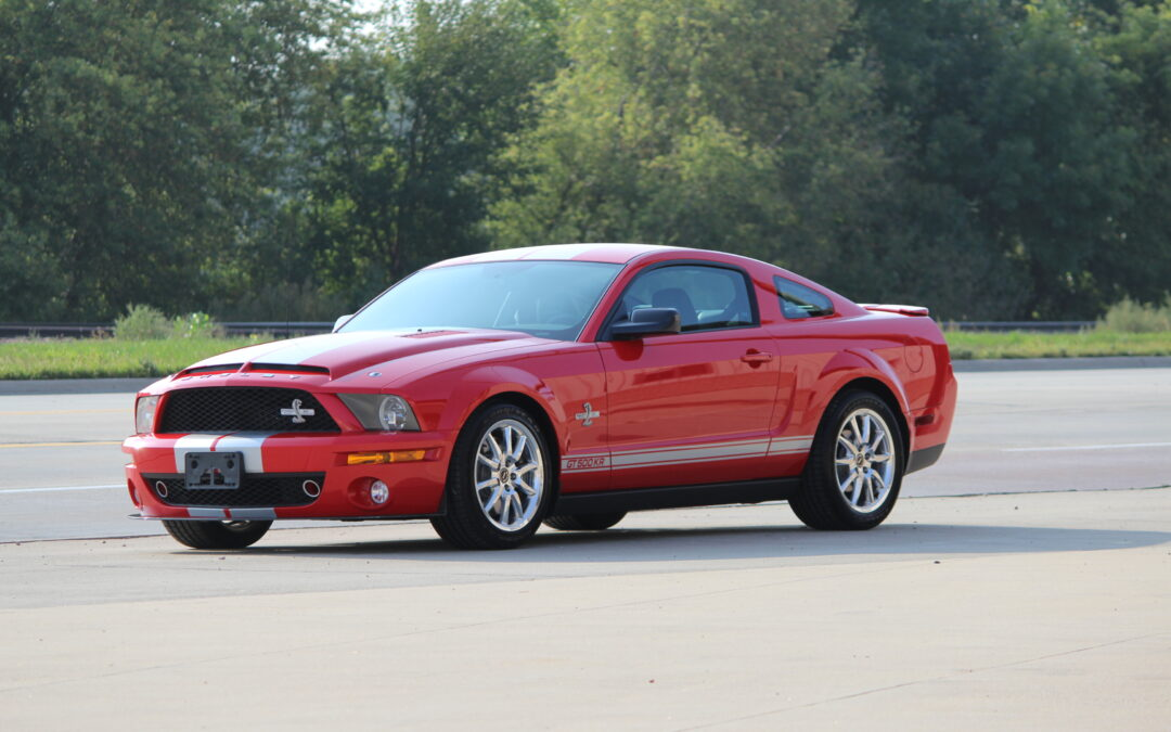 2008 Shelby GT500 KR SOLD